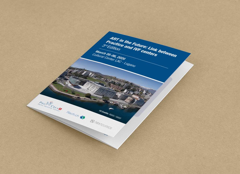 Copertina brochure Congresso Procrea